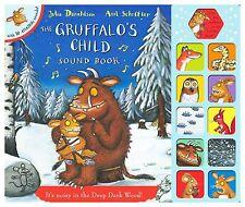 Gruffalo's Child Sound Book, Donaldson, Julia, New Condition