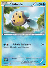 Tritonde -N&B:Explorateurs Obscurs-31/108-Carte Pokemon Neuve France