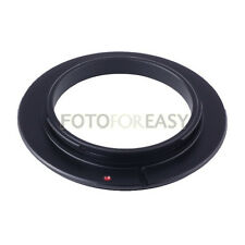 52mm Macro Reverse Adapter Ring for Canon EOS EF/EF-S Mount 5D III 7D 700D 70D