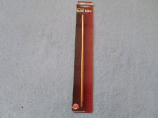 "ACE HARDWARE 10"" COPPER REFILL TUBE FOR TOILET - NIP - ACE 40410"