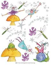 Fairies Fairy Pixie Sprites Dragonfly 30 Decal Stickers  IdeaStix Glass Plastic