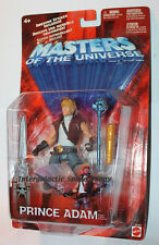 2003 Mattel Masters of the Universe 200X Prince Adam Carded Action Figure