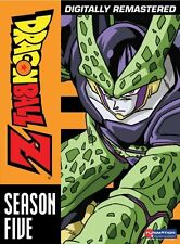 DRAGON BALL Z - COMPLETE SEASON 5 -   DVD - UK Compatible - New & sealed