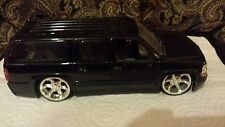 DUB ed. Black 2000 Chevy Suburban Jada Made In China 1/24th Scale