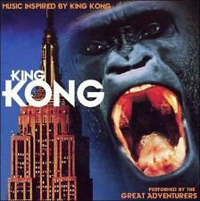 CD Music Inspired By King Kong - Great Adventures