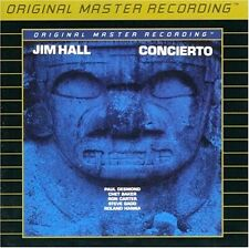 MFSL Hybrid SACD UDSACD 2012: JIM HALL - Concierto - 2003 OOP USA SEALED