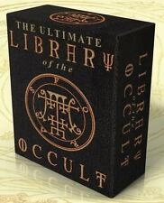 LIBRARY of the OCCULT 2000+ rare vintage books 5 DVDs
