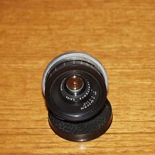 35mm f2.8 JUPITER 12 wide angle lens for early Contax KIEV bayonet made in USSR