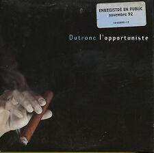 JACQUES DUTRONC CD SINGLE HOLLANDE L'OPPORTUNISTE