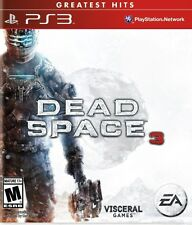PLAYSTATION 3 PS3 GAME DEAD SPACE 3 LIMITED EDITION BRAND NEW & SEALED