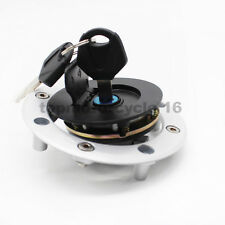 Fuel Gas Tank Cap Cover with Key Tank For Suzuki GSF600 1995-1999 1996 1997 1998
