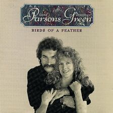 Gene Parsons & Meridian Green: Birds Of A Feather - CD (1992)