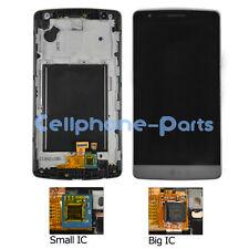 LG G3 S D722 D722V D724, D722K D728 LCD Screen Digitizer Frame Black, Small IC