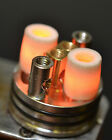 CERAMIC COIL FLAVOR CHASER RDA COIL , RDA  COIL, .5 OHM PAIR, USA SHIP