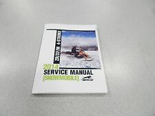 ARCTIC CAT SNOWMOBILE 2014 ZR/XF/M 4-STROKE SERVICE MANUAL 2260-188