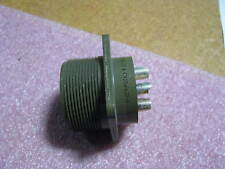 DDK / AMPHENOL CONNECTOR W/CONTACTS # MS3102A24-10P