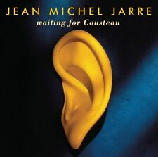 JEAN-MICHEL JARRE Waiting For Cousteau CD BRAND NEW