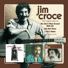 Jim Croce - Original Albums...Plus [CD New]