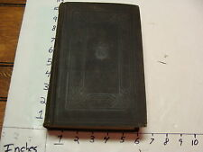 vintage book--Transactions of the N.Y. STATE Agricultural Sociey 1855 w/ NY MAP