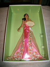 BARBIE - MUTYA - GOLBAL GLAMOUR COLLECTION - GOLD LABEL DOLL - 2014