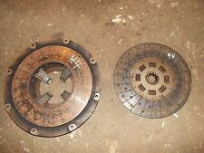 Massey Harris 44 tractor MH engine motor clutch & pressure plate assembly