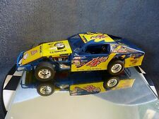 #4 Gary Clark ADC Modified LATE MODEL DIRT 1/24 Autograghed