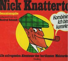Nick Knatterton Gedenkausgabe 1 (Z1-), Stalling