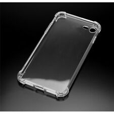 CLEAR TPU SILIKON CASE COVER HANDY HÜLLE ANTI-SHOCK FÜR IPHONE 7 TRANSPARENT