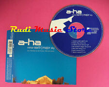 CD singolo A HA MINOR HEART MAJOR SKY 8573 83816-2 REMIX no mc vhs dvd lp(S20