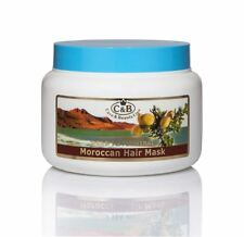 Dead Sea, C&B,Care & Beauty ARGAN OIL Moroccan Hair Mask, 250ml