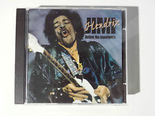 "JIMI HENDRIX ""BEFORE THE EXPERIENCE"" EXCLUSIVE SPANISH CD FROM ""ROCK"" COLLECTION"