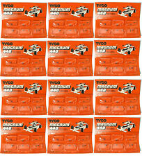 72 pair TYCO 440 440-X2 Slot Car Motor CARBON BRUSHES CARDED FACTORY PART 6552