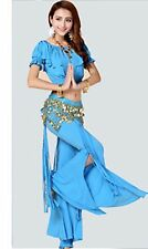 Yoga Pants Belly Dance Harem Pants Exotic Tribal Dancer Costume Trousers