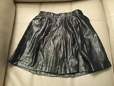 NWT BABY GAP GIRLS METALLIC PLEATED SKIRT Size 5Y