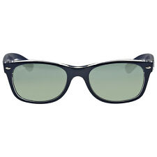 Ray Ban New Wayfarer Grey Gradient Lens 52mm Mens Sunglasses RB2132 605371