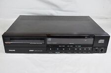 Vintage Philips CD650 CD Player  TDA 1541 w/ Remote