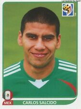 N°052 CARLOS SALCIDO # MEXICO STICKER PSV PANINI WORLD CUP SOUTH AFRICA 2010