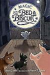 Magic at the Bed and Biscuit (Bed & Biscuit)-ExLibrary