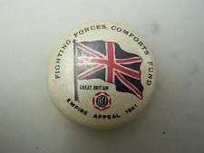 Fighting Forces Comforts fund Empire Appeal badge 1941             1364