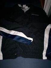 NWT SPEEDO MEN'S ATHLETIC NYLON SWIMMING  WATER RESISTANT SWEAT JACKET-MEDIUM