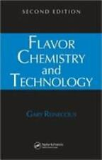Flavor Chemistry and Technology by Gary Reineccius (2005, Hardcover, Revised)