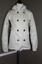 Women's Betty Rides Snowboard Ski Jacket Size XS Eco Series Ivory EUC