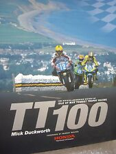 Multi signed Official History of the TT Races, 1907-2007 Centenary book