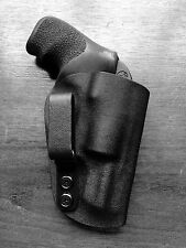 Safe2Fire Ruger LCR 357/38/327/22/9mm Kydex IWB Holster, Ambidextrous - Black