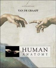 MP: Van De Graaff Human Anatomy 6e + OLC password card + ESP + StreteCreek's Atl