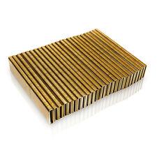 Klammern 5,8 x 25 mm für Druckluft Tacker Tackerklammern 5000 Stück Klammergerät