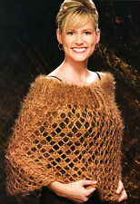 GLITTERY Gold Nugget Skirt-Cho/Apparel/ Crochet Pattern INSTRUCTIONS ONLY