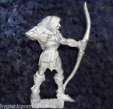 1989 Wood Elf MM80 WE 12 Marauder Elven Army Silvan Warhammer Citadel AD&D Metal