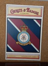 Royal Air force Station Stanbridge Crests & Badges of the armed services
