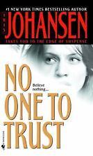 No One to Trust by Iris Johansen